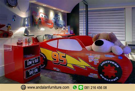 Tempat Tidur Cars tempat tidur mobil anak cars harga terbaru furniture