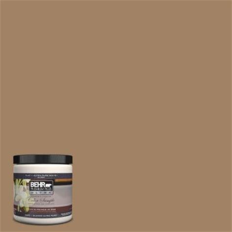 behr premium plus ultra 8 oz 280f 5 new chestnut interior exterior paint sle 280f 5u the