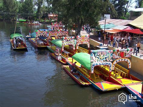 floating boats mexico city mexico city rentals for your holidays with iha direct