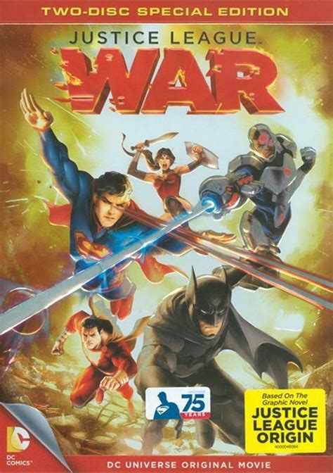 movie after justice league war justice league war special edition dvd dvd empire