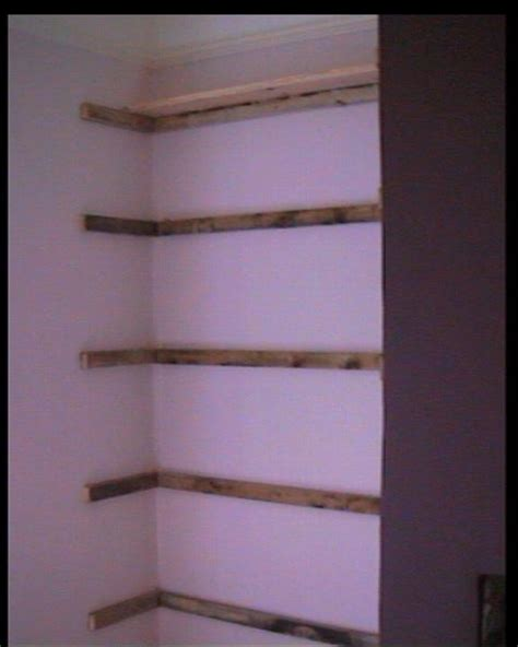 how to put up shelves alcove shelves overclockers uk forums