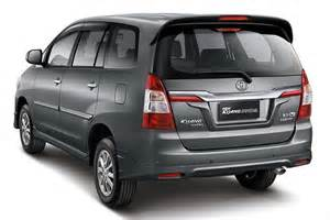 innova new car price toyota innova 2015 model sitescars