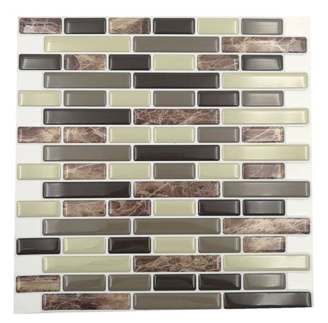 kitchen backsplash tiles peel and stick aliexpress buy cocotik 3d wall sticker for peel and stick wall tiles kitchen backsplash