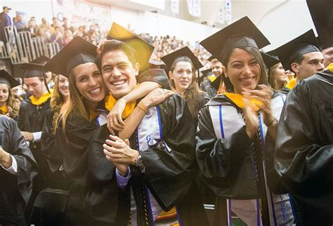 Georgetown Mba Admitted Students Weekend by Georgetown Graduates Thousands During Commencement
