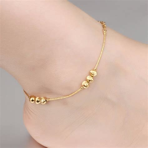Gelang Bangle Bracelet India Silver Tone Manik Cantik Ethnic Murah features of a gold anklet styleskier