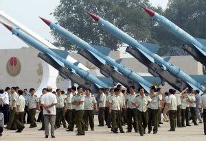china increases its missile forces while opposing u s china on track to aim 2 000 missiles at taiwan report
