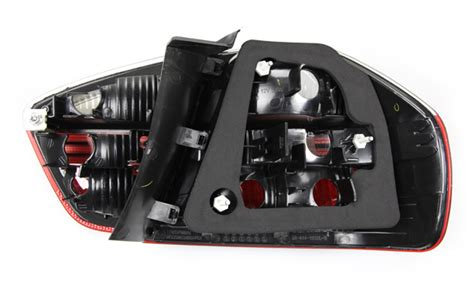 2006 bmw 330i tail lights bmw blackline black line style tail lights oe replacment
