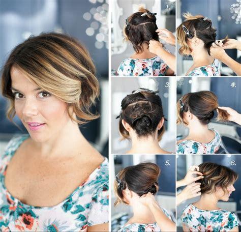 peinados para pelo muy corto peinados f 225 ciles para cabello corto 161 ideas para copiar