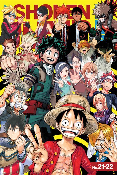 Shonen Jump Komik One Vol 38 viz shonen jump the world s most popular
