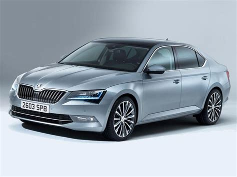 2015 skoda superb global caign begins india bound by