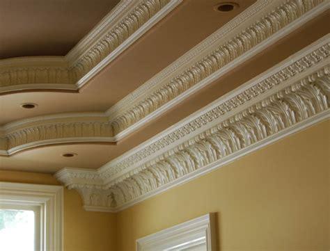 Ceiling Moulding Design by Castle Design Home