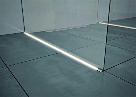 illuminazione a pavimento aco drenaggio minimal extralusso il commercio edile