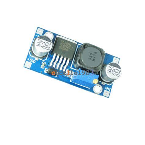 Xl6009 Module Dc Dc Step Up Boost Converter 35 18v dc dc adjustable step up boost power converter module xl6009 replace lm2577 ebay