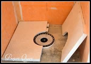 the schluter shower system