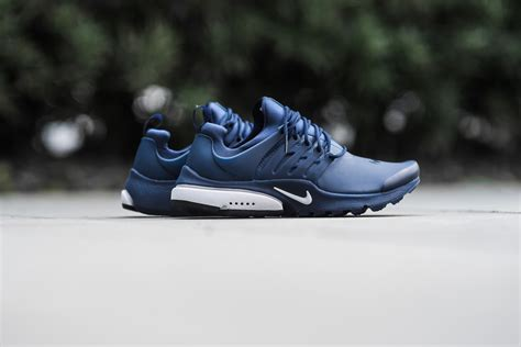 Nike Presto the nike air presto low utility is covered in binary blue