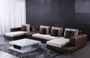 Ottoman Lounge Chair Design Ideas Sofa Design Modern Furniture Design Sofa Set White Brown Simple Contemporary Minimalist
