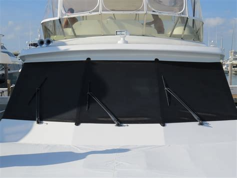 boat windshield protector padded boat windshield cover gds canvas and upholstery