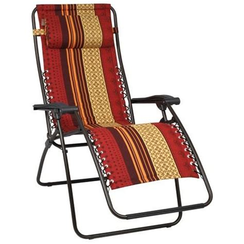 chaise relax lafuma fauteuil relax rxs palio lafuma achat vente chaise
