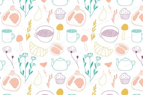pattern cute tumblr cute seamless patterns patterns on creative market