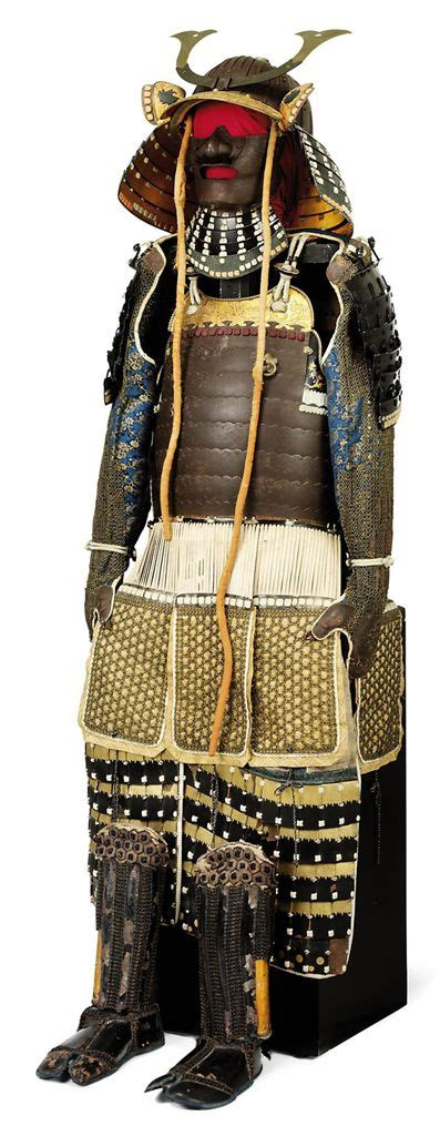 armor si鑒e social a japanese suit of armour edo period 18th 19th century