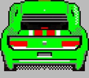 pixel car transparent rolling start view topic draw your own oldschool