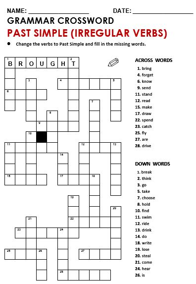 Diskon Puzzle Edukasi Match It Verb picture teaching 2nd grade language and exercises