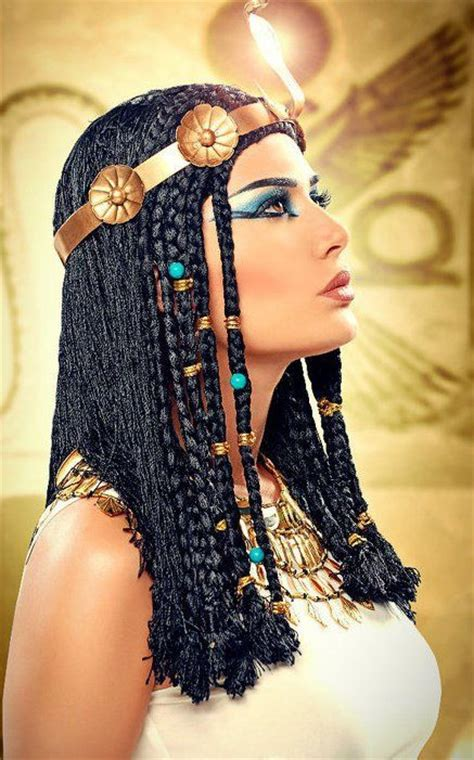 9 best ancient hairstyles images on pinterest 22 best images about ancient egyptian hairstyles on
