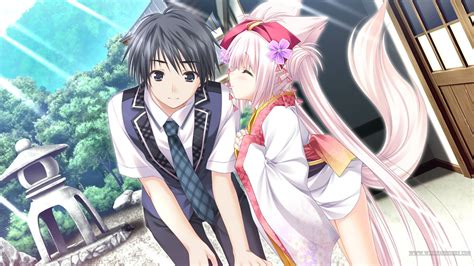 wallpaper cute couple anime cute anime couple wallpaper wallpapersafari