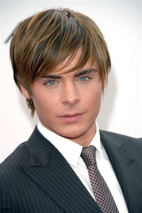 zac efron hairstyles 20 best men s hair looks