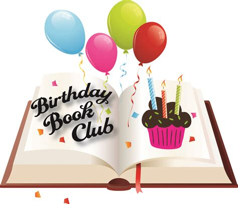 the birthday books birthday book club