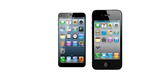 iphone 6 size compared to iphone 4 and iphone 5