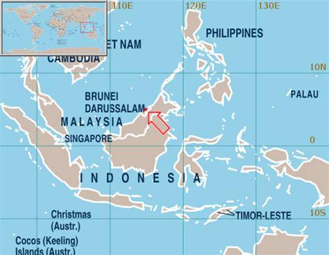 brunei on the world map world weather information service bandar seri begawan