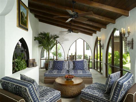 Florida Room Furniture Florida Room Furniture Porch Mediterranean With None