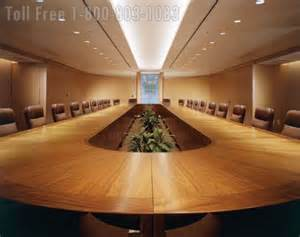 Big Meeting Table Wood Veneer Conference Tables Large Oversized Office Furniture