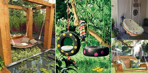 unique outdoor swings 20 unique porch and swing ideas icreatived