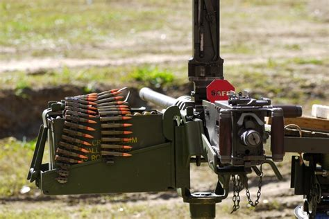 knob creek scrubs 2012 machine gun shoot the