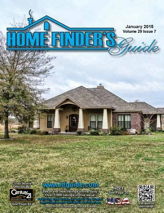 home finder s guide january 2015 by home finder s guide