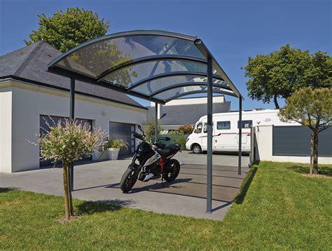 Alu Carport by Abri Et Carport En Aluminium Pour Voiture Cing Car