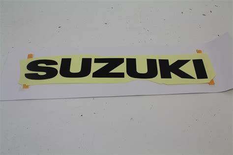 Suzuki Aufkleber Klein by Suzuki Gsxr1000 K3 K4 Gsxr 1000 Aufkleber Sticker Emblem