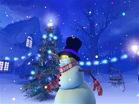 animated christmas design for desktop 3d desktop wallpapers