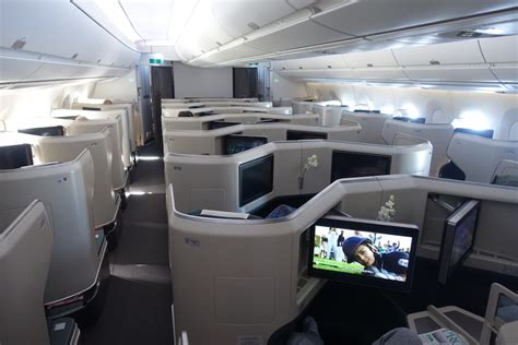 a350 cabin cathay pacific a350 business class in 10 pictures one
