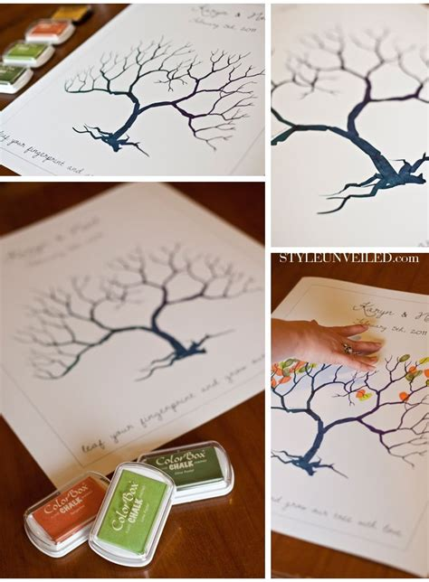 thumbprint family tree template free thumbprint tree template fingerprint family tree