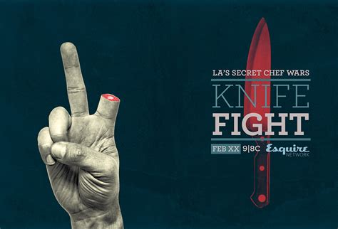 fight knife knife fight brew dogs renewed for season 3 by esquire