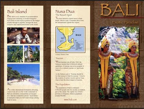 membuat iklan hotel dalam bahasa inggris contoh marketing contoh brosur dalam bahasa inggris