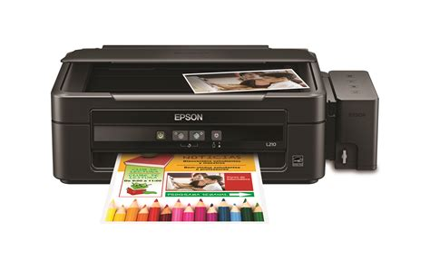 Printer Epson L210 Medan pin epson l210 on
