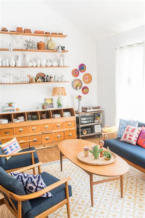 ethno deko boho wohnzimmer wandgestaltung home design inspiration