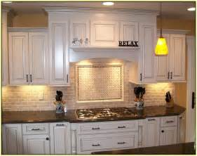 Ideas For Tile Backsplash In Kitchen kitchen tile backsplash ideas with granite countertops