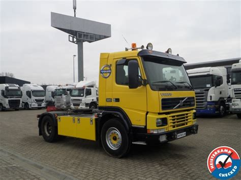 volvo 800 truck volvo fm10 800 ps truck pulling tractor unit from