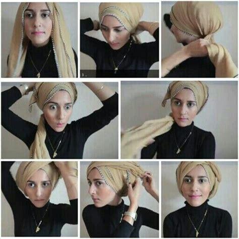 video tutorial hijab turban paris 457 best images about coctail on pinterest ceramics