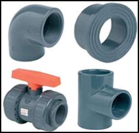 Upvc Plumbing Fittings by Abs Pipes